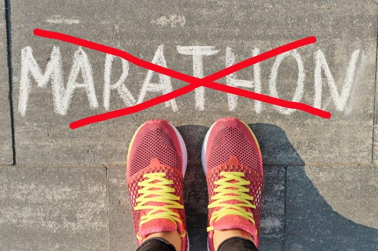 annie dow marathon