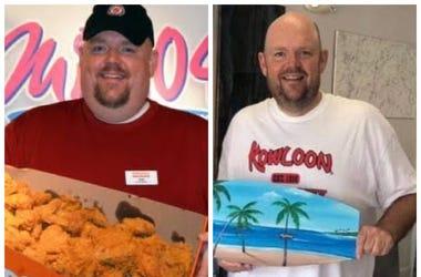 Mike Morgan Weight Loss