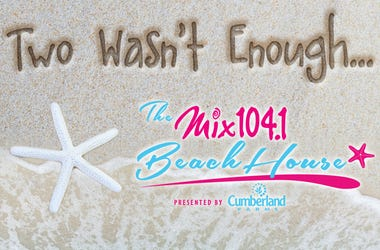 Two Wasn't Enough Mix Beach House Announcement