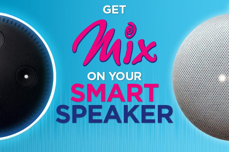Mix Smart Speakers