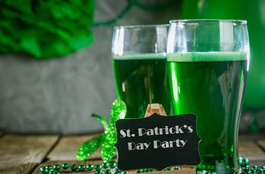 Saint Patricks Beer