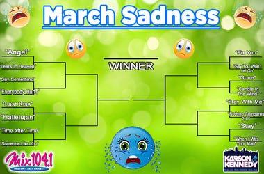 March Sadness Round 1