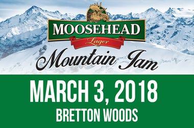 Moosehead Mountain Jam Bretton Woods