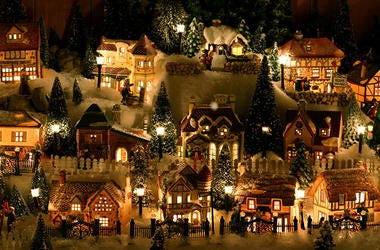 Boston Christmas Village