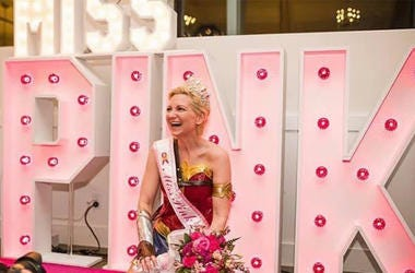 Erin O'Malley Crowned Miss Pink 2019