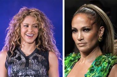 Shakira & Jennifer Lopez
