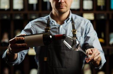 Restaurant Wine