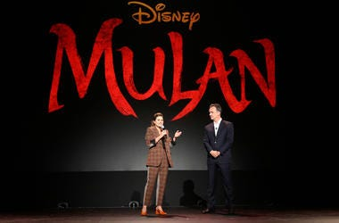 Getty Image Mulan