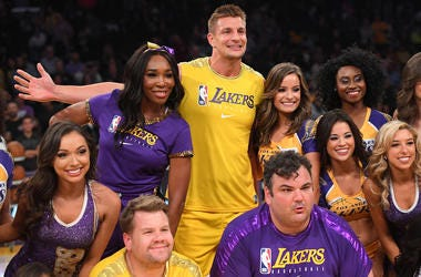 gronk lakers