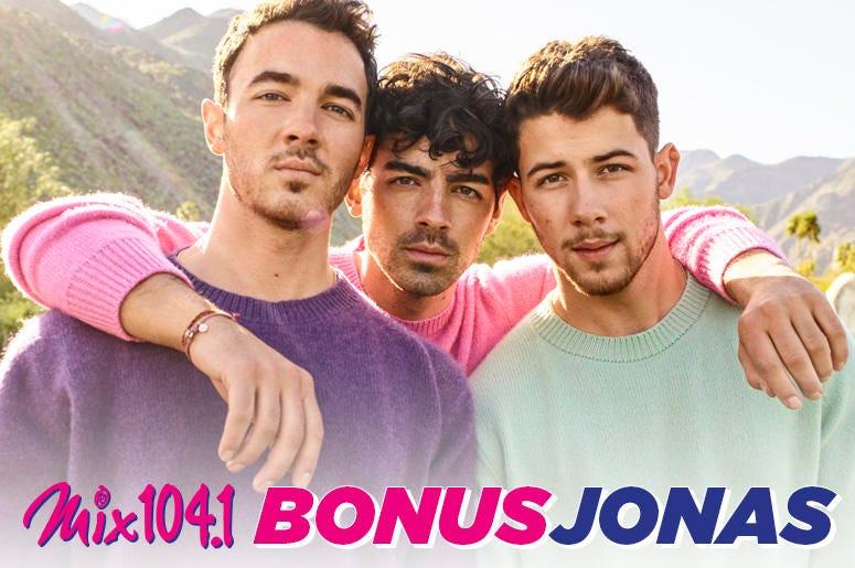Jonas Brothers Bonus Jonas