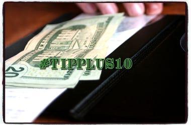 tip plus 10