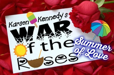 war of the roses summer of love