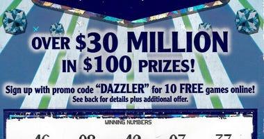Wayne County Man Wins $2 Million On Scratch-Off Lottery Ticket