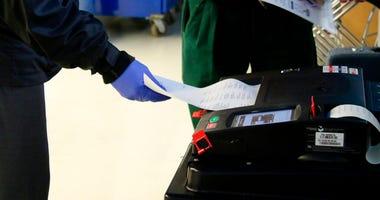 Coronavirus Voting