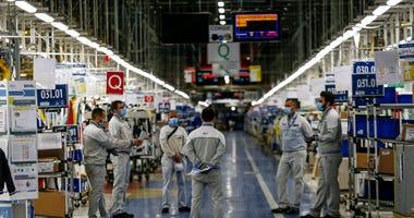 Fiat Chrysler Automobiles plant