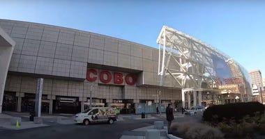 Cobo Center Exterior