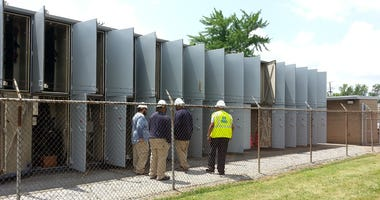 DTE Energy substation
