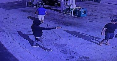 Detroit carjacking wanted