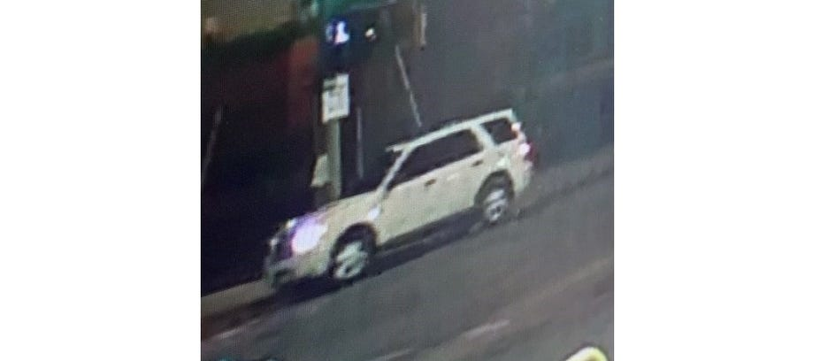 Driver Of Ford Escape Wanted For Hit-And-Run That Killed 27-Year-Old In Detroit
