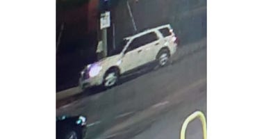 Ford Escape Wanted In Hit-And-Run