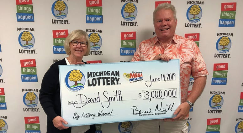Farmington Hills lottery winner