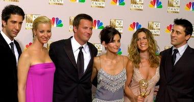 """Cast of NBC's """"Friends"""""""