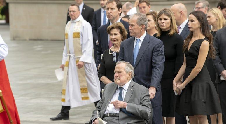 Former U S President George H W Bush Dies At Age 94 Wwj Newsradio 950