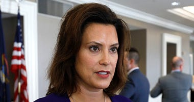 Michigan GOP Leader Urges Gov. Whitmer to Revise Stay-At-Home Order