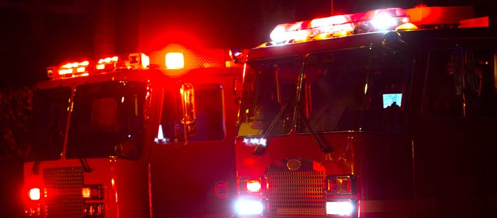 Fire Sparked In Michigan When Man Puts Gas In Running Generator