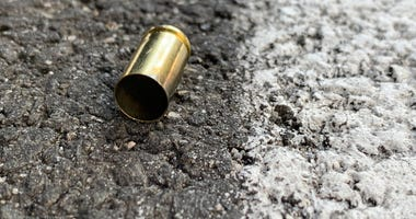 bullet shell ground