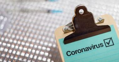 coronavirus file photo