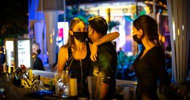 Detroit police are ensuring protocols in bars
