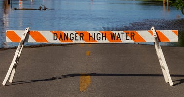 danger high water