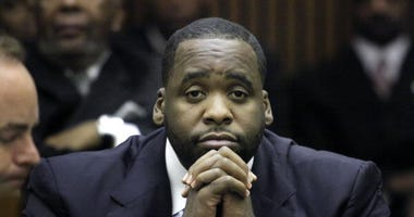Does Trump Clemency Blitz Mean Hope For Kwame Kilpatrick?