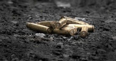 rifle shell casing