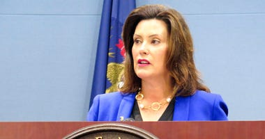 Gretchen Whitmer AP photo