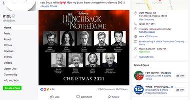 Hunchback of Notre Dame fake remake