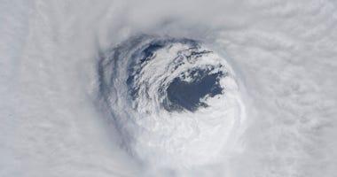 Hurricane Michael - NASA