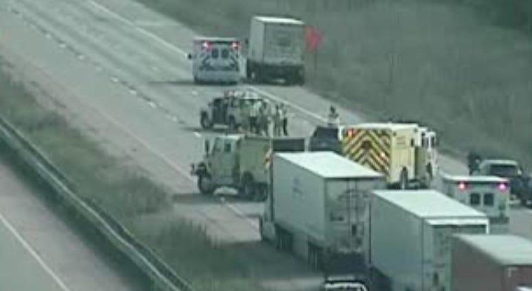 I-75 fatal crash Monroe County