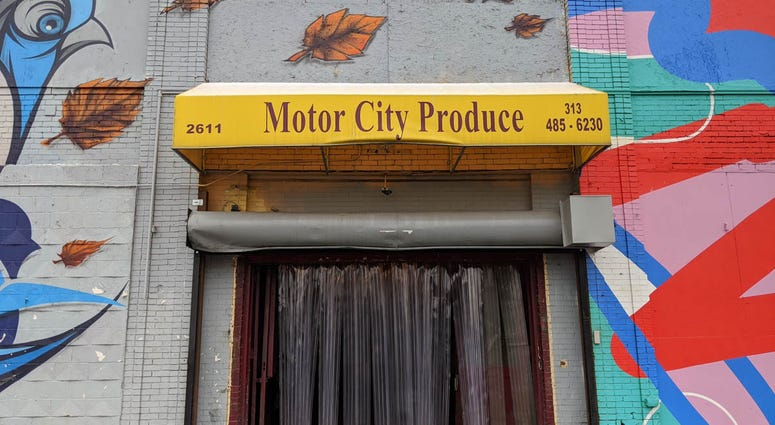 Motor City Produce Detroit