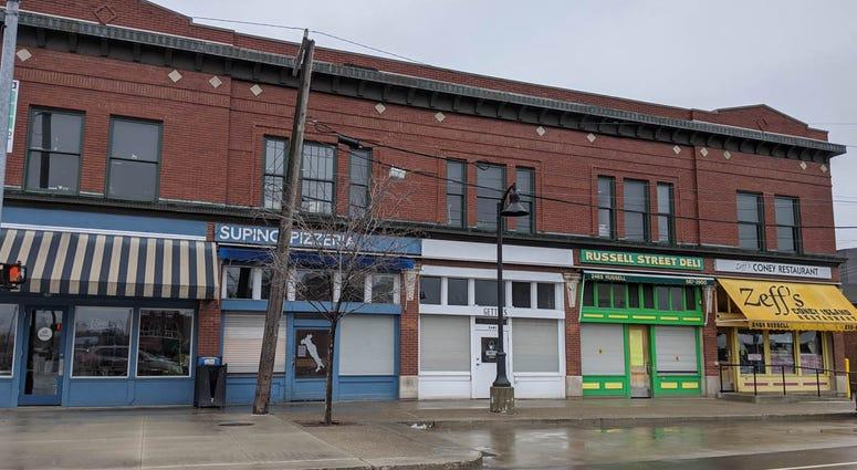 Supino's Pizzeria Eastern Market Closed During Coronavirus Covid-19 Outbreak
