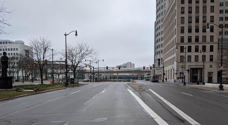 Jefferson Avenue Detroit