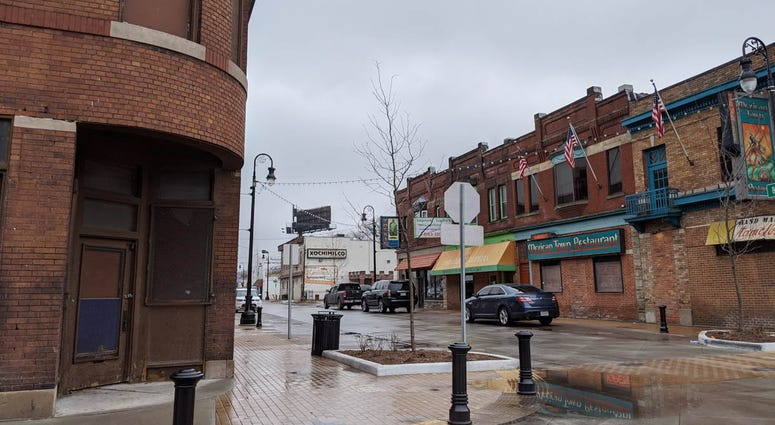 Southwest Detroit Businesses Near Mexicantown