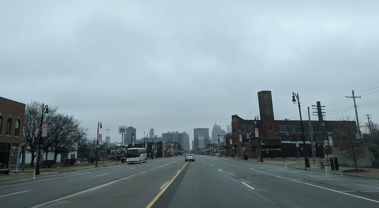 Detroit Cloudy