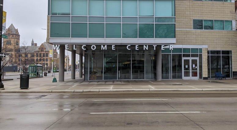 Wayne State University Welcome Center