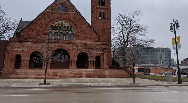 First Congregational Church Detroit