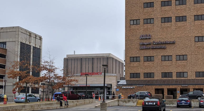 Detroit Medical Center Emergency