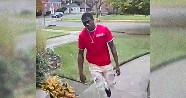 Detroit Larceny Suspect