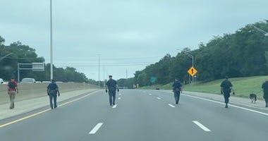 MSP on I-94
