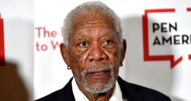 Morgan Freeman - AP